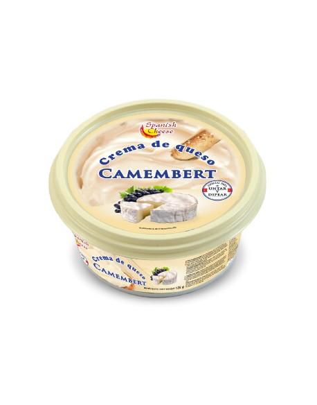 Queso Crema Camembert
