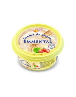 Queso Crema Emmenthal
