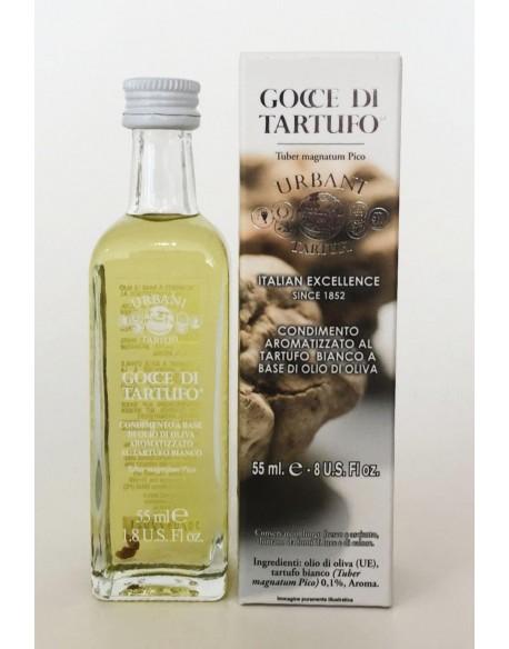 ACEITE GOCCE DI TARTUFO BIANCO 55ml